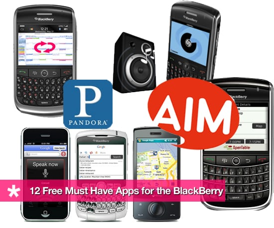 12 Free Must Have Apps for the BlackBerry