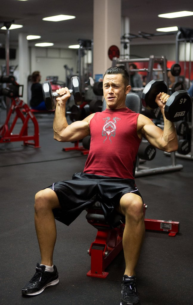 In 2013's Don Jon, His Bulked-Up Sex Addict Character Even Did It For Us