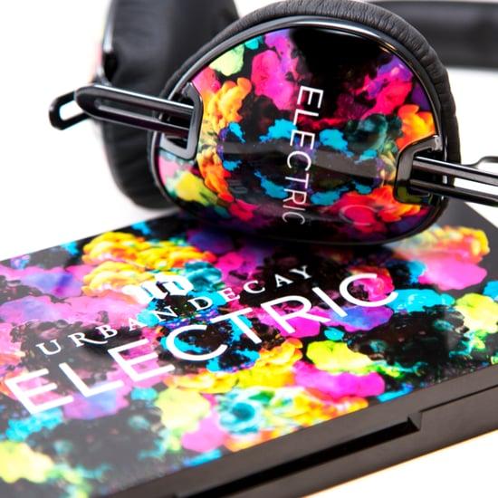 Urban Decay x Skullcandy Electric Eye Shadow Palette Review