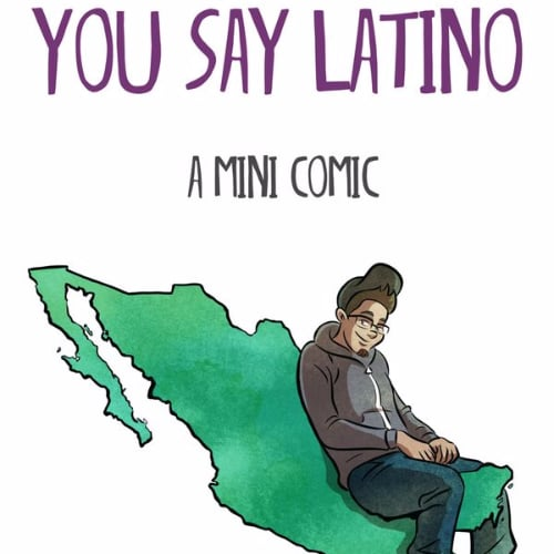 Comic Strip Defines Latino and Hispanic