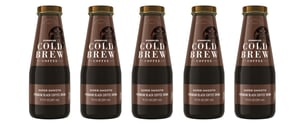 Commence the Freak-Out: Starbucks to Release Bottled Cold Brew
