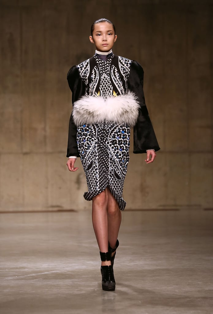 2013 Autumn Winter London Fashion Week: Peter Pilotto
