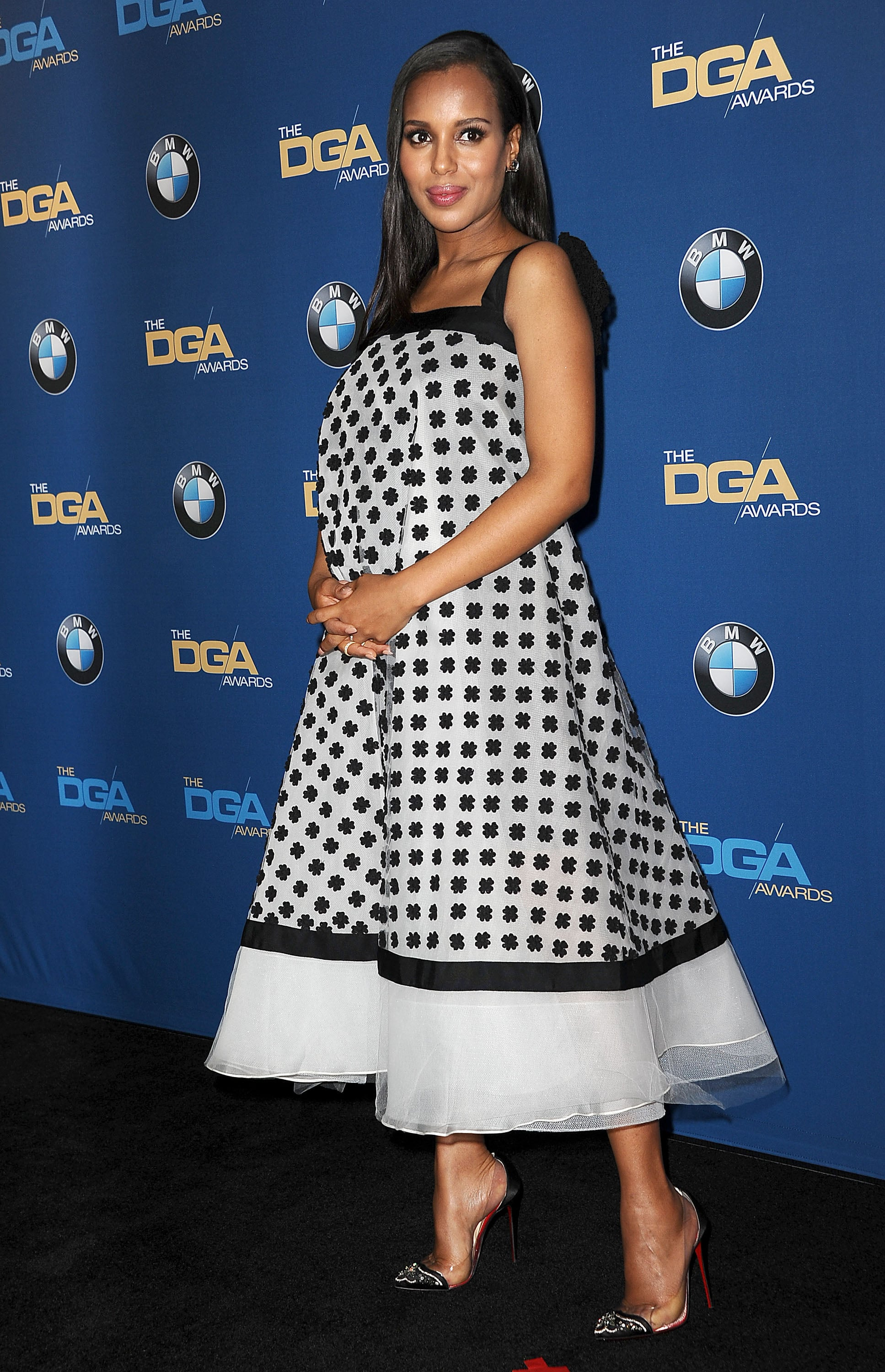 Kerry Washington at the Directors Guild of America Awards