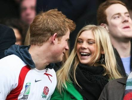 Prince Harry's Ex Chelsy Davy Makes a Bold Confession About Their Relationship