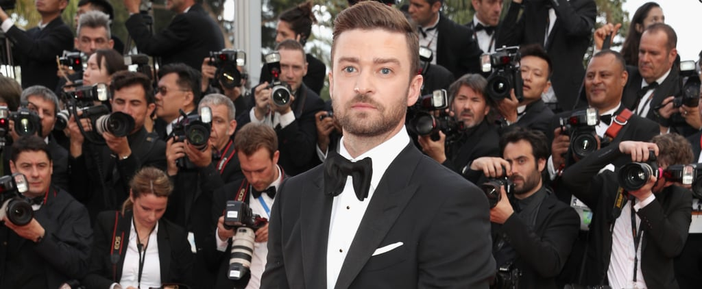 Justin Timberlake Is Bringing Sexy Back During His Whirlwind Week at the Cannes Film Festival