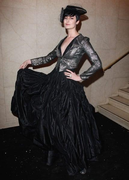 Model Erin O'Connor