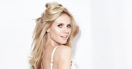 Is It Okay to Go Braless in Public? Heidi Klum Weighs In