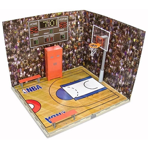 For 7-Year-Olds: NBA Heroes Arena Set