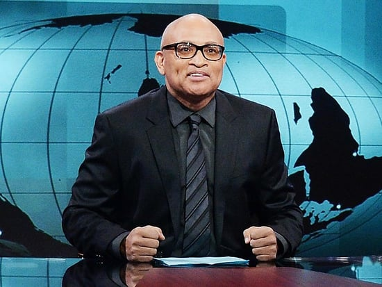 "Larry Wilmore Calls Nightly Show Cancellation the ""Unblackening"" of His Comedy Central Time Slot"