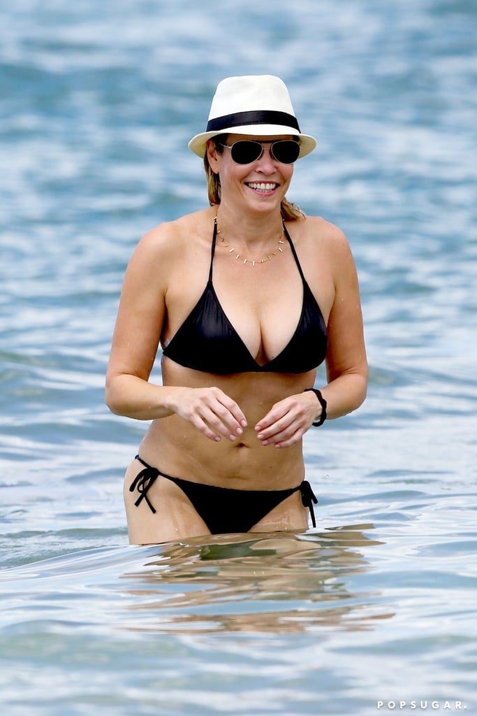 Chelsea Handler was all smiles in Hawaii.