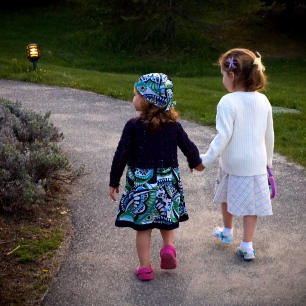 When Your Child Sticks Up For a Friend (or Herself)