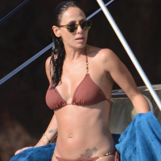 Natalie Imbruglia in a Bikini August 2016