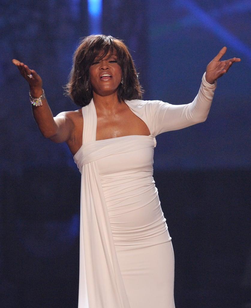 Mama Whitney Returns