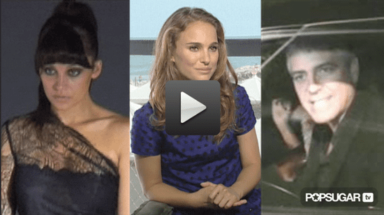 Video of Nicole Richie in InStyle, Natalie Portman Talking About Training For Black Swan, and George Clooney's Dinner Date