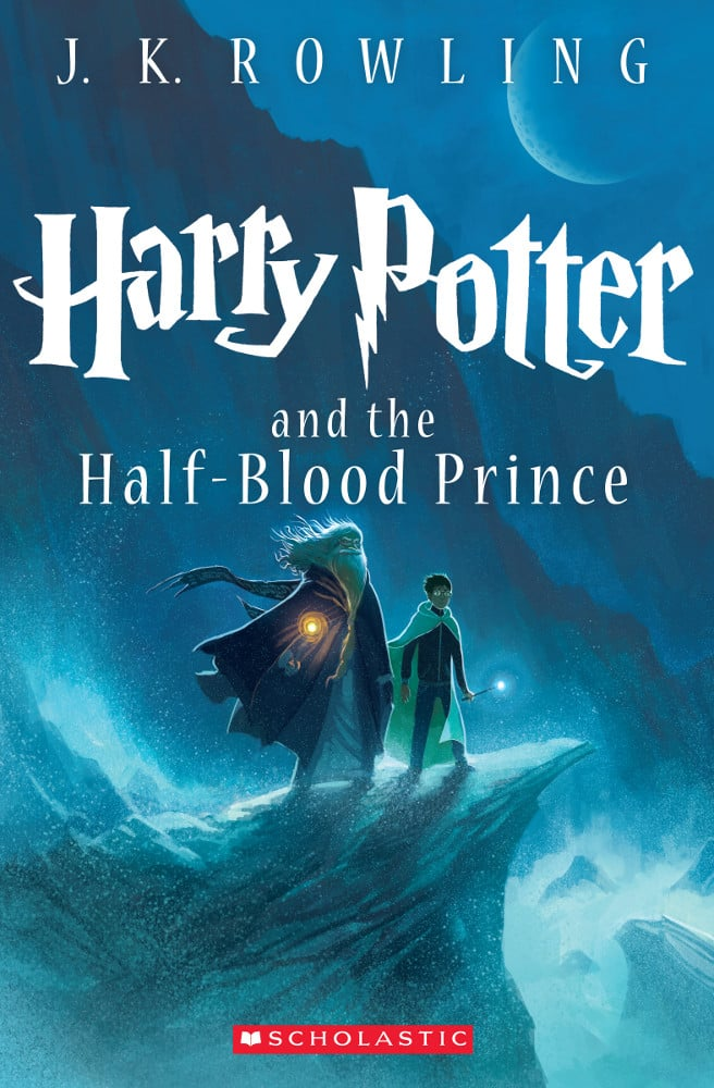 Harry Potter and the Half-Blood Prince, USA 15th Anniversary Edition