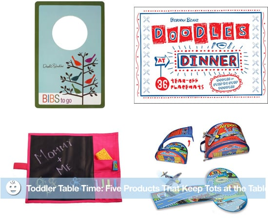 Bibs and Placemats For Toddlers
