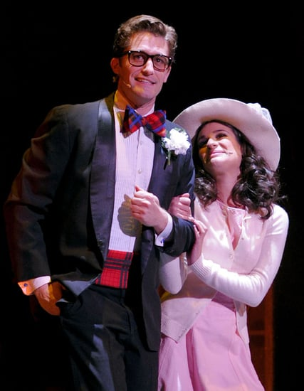 Pictures of Matthew Morrison, Lea Michele, and More Celebrities in a Performance of Rocky Horror Picture Show in LA