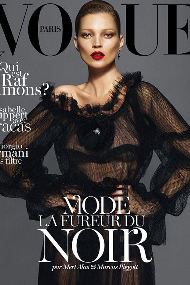 Vogue Paris September 2012