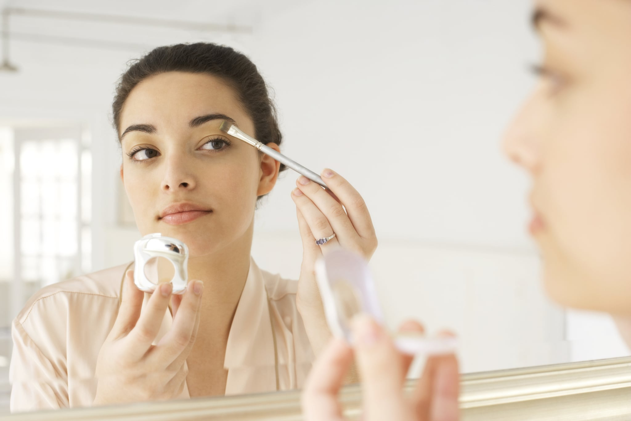 Adjust Your Morning Makeup Routine