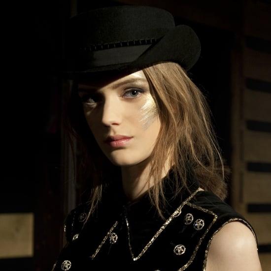 Model Beauty At Chanel Métiers d'Art Paris-Texas Show