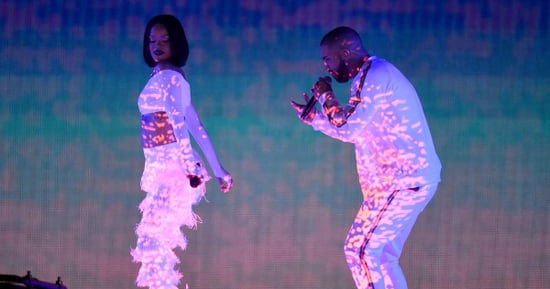 Drake Decides Boomboxes Are Overrated, Congratulates Rihanna With Billboard