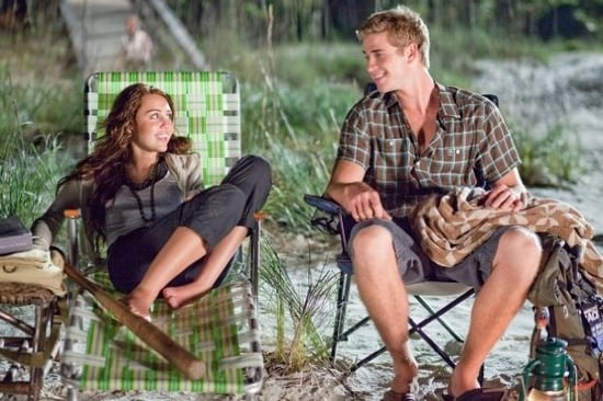 Video Movie Trailer For The Last Song Starring Miley Cyrus and Greg Kinnear