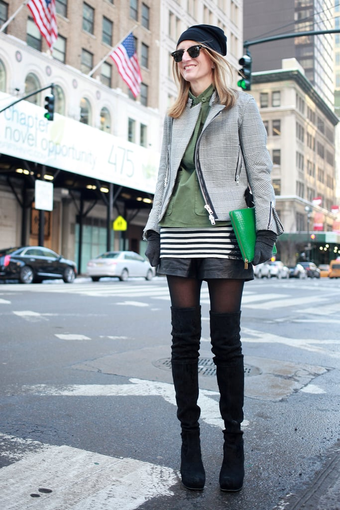 Now, these are what we call smart layers: sophisticated, pulled-together, and still prepared for the Winter chill.