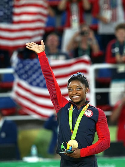 Olympic Gymnast Simone Biles Is Not Competing on Season 23 of Dancing with the Stars - but Would Love to Do Next Year!
