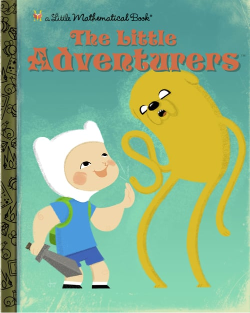 The Little Adventurers ($35) by Joe Spiotto Giclee, signed, 8-inch by 10-inch