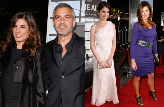 Photos of George Clooney, Cindy Crawford, Elisabetta Canalis, Anna Kendrick at LA Premiere of Up In the Air 2009-12-01 06:00:00