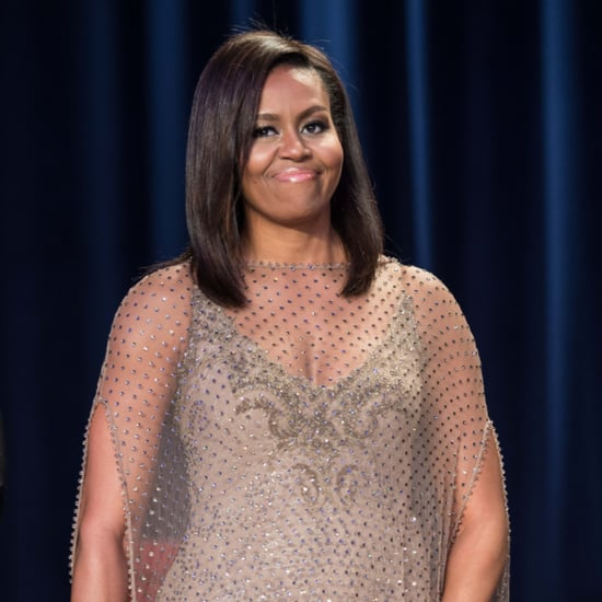 Michelle Obama Dress White House Correspondents Dinner 2016