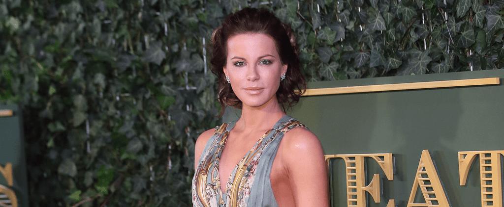 Kate Beckansale's Glamorous Look Is Missing 1 Major Accessory