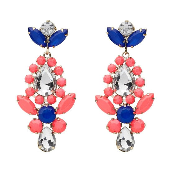 Earrings, $16.95, Sportsgirl