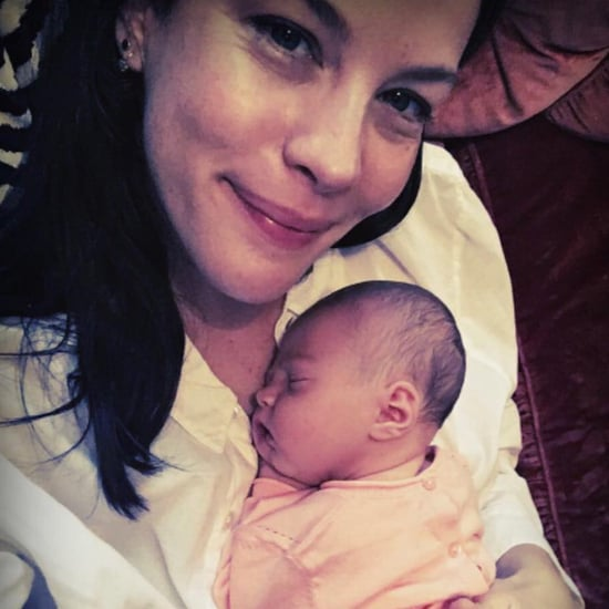 Pictures of Liv Tyler's Daughter Lula on Instagram