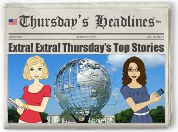 Top News Stories 2008-06-19 07:00:25
