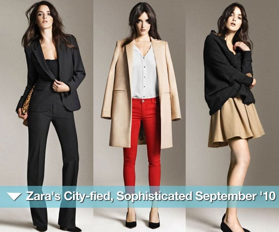 Pictures of Zara September 2010 Collection