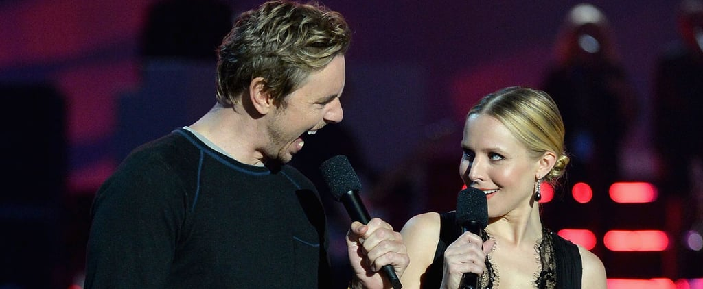 16 Kristen Bell and Dax Shepard GIFs That Prove They Win at Love