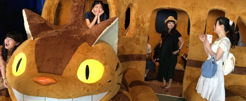 Everything About the Studio Ghibli Exhibit in Japan Is AMAZING — See the Pics!