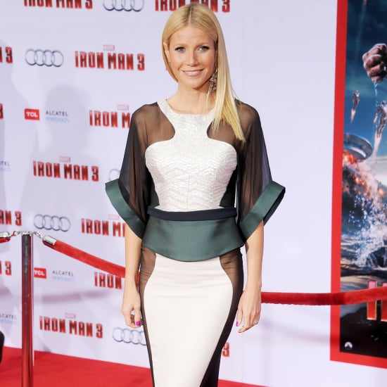Gwyneth Paltrow Fashion at Iron Man 3 Premieres   Pictures