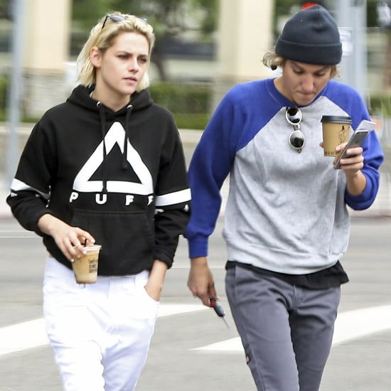 Kristen Stewart and Alicia Cargile Out in LA May 2016