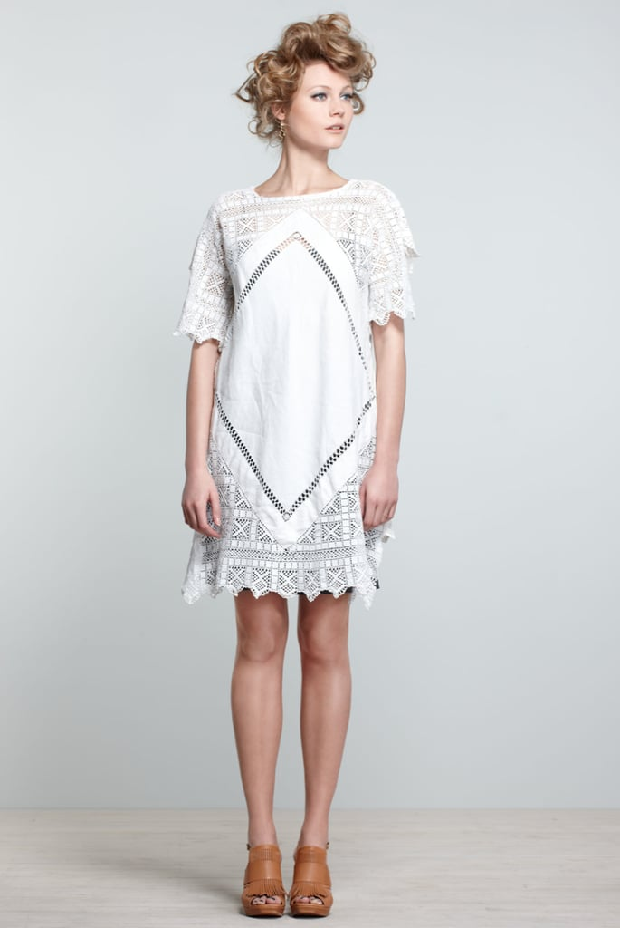 Place Nationale for Anthropologie capsule collection.