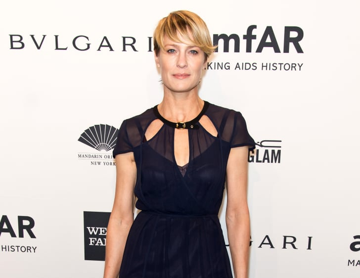Robin Wright Touts the Benefits of Divorce and Zumba