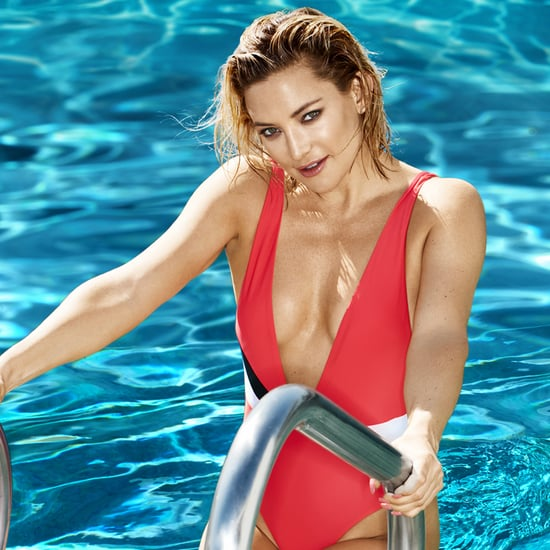 Kate Hudson on June Cover of Shape Magazine