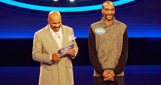 Snoop Dogg Loses 'Celebrity Family Feud' Question About Weed