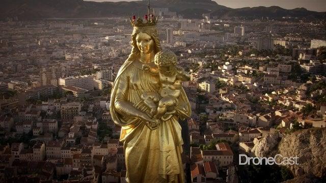 Notre-Dame de la Garde — Marseille, France