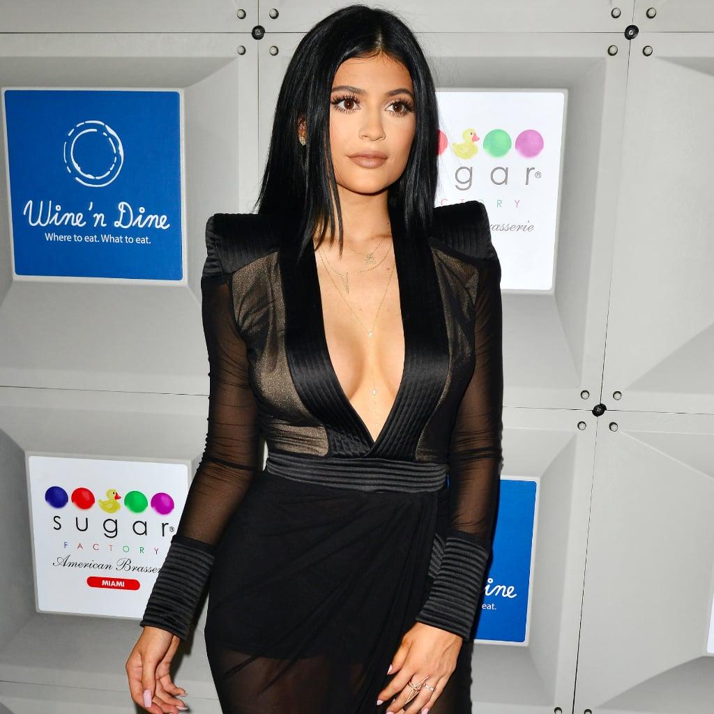 Kylie Jenner S Victoria S Secret Bombshell Bra Popsugar
