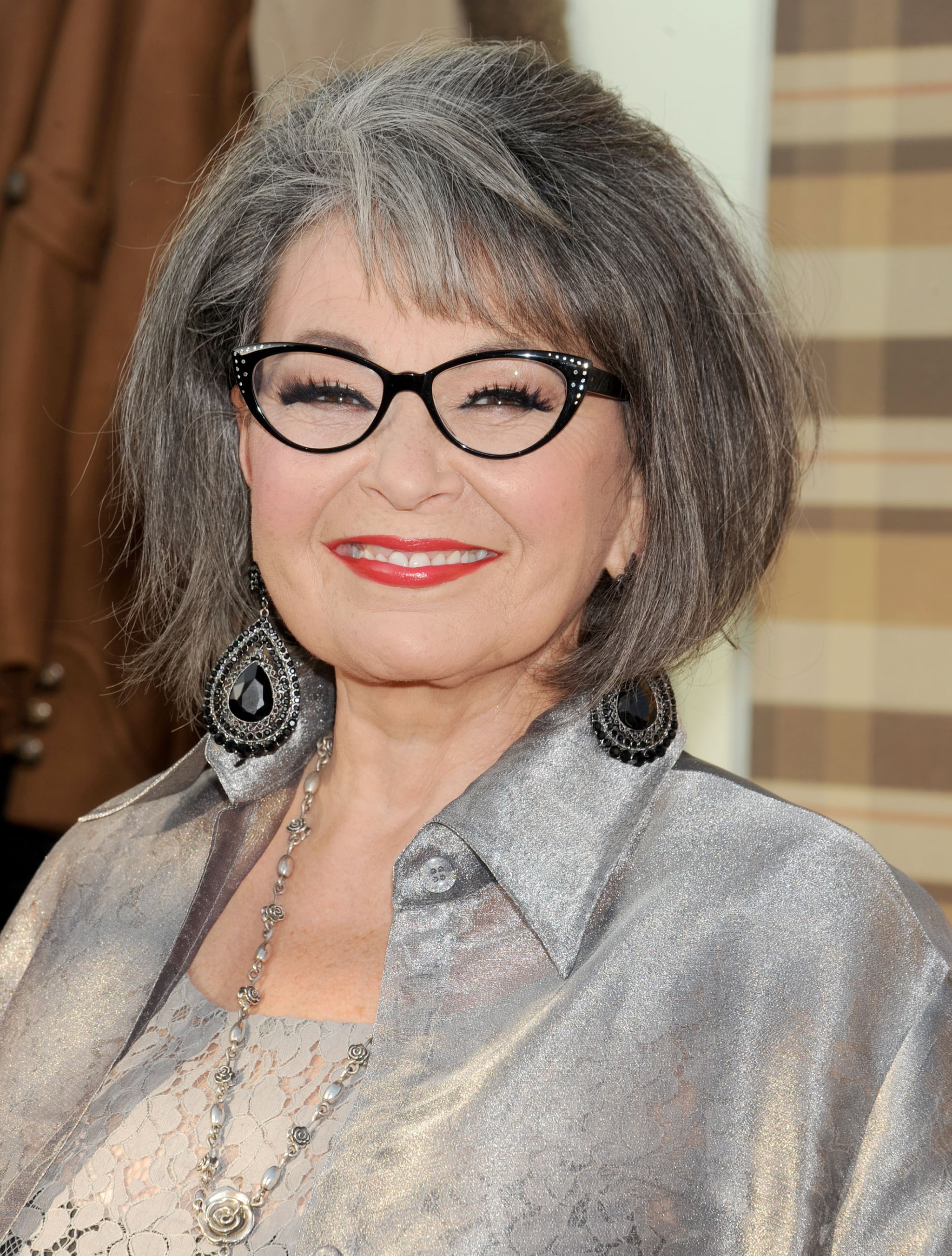 """Roseanne Barr wrote about her brother Ben and sister Geraldine on her blog in 2011: """"I didn't choose to be straight any more than my siblings chose to be gay or we chose to be born Jews in Salt Lake City."""""""