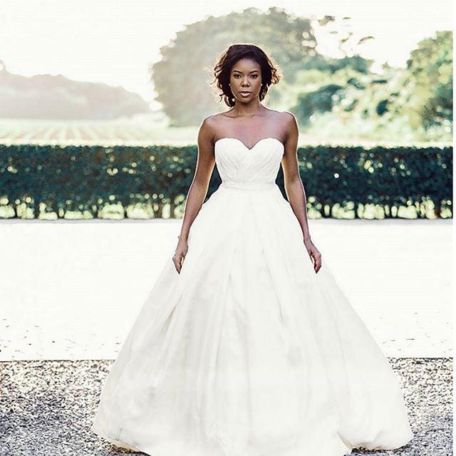 Gabrielle Union Shares Gorgeous New Wedding Photos