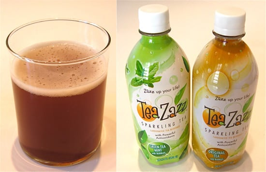Taste Test: TeaZazz Sparkling Teas