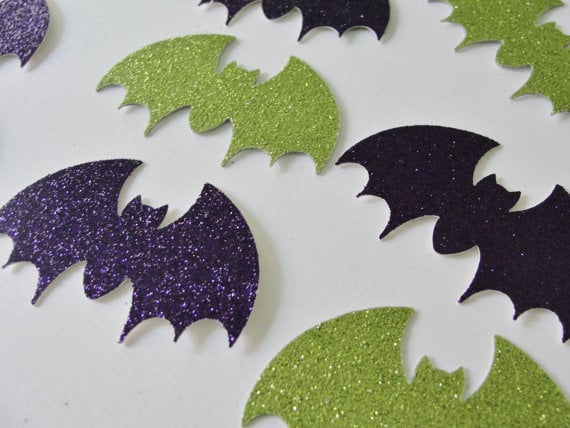 Halloween Bat Cutouts